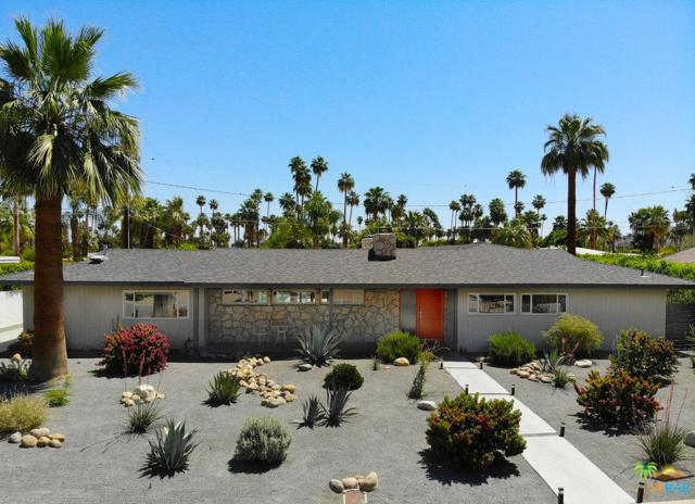 1520 S Driftwood Drive, Palm Springs, CA 92264 (#18339538PS) :: TruLine Realty