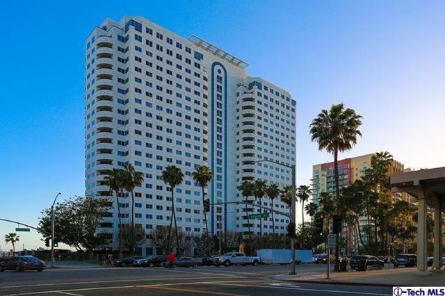 525 E Seaside Way #610, Long Beach, CA 90802 (#318001695) :: The Fineman Suarez Team