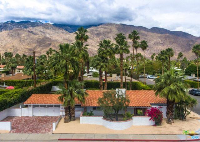 1679 E San Lorenzo Road, Palm Springs, CA 92264 (#18340704PS) :: Paris and Connor MacIvor