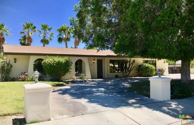 664 S El Cielo Road, Palm Springs, CA 92264 (#18340146PS) :: Paris and Connor MacIvor