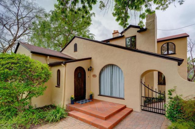 1453 Oak Crest Avenue, South Pasadena, CA 91030 (#818002141) :: TruLine Realty