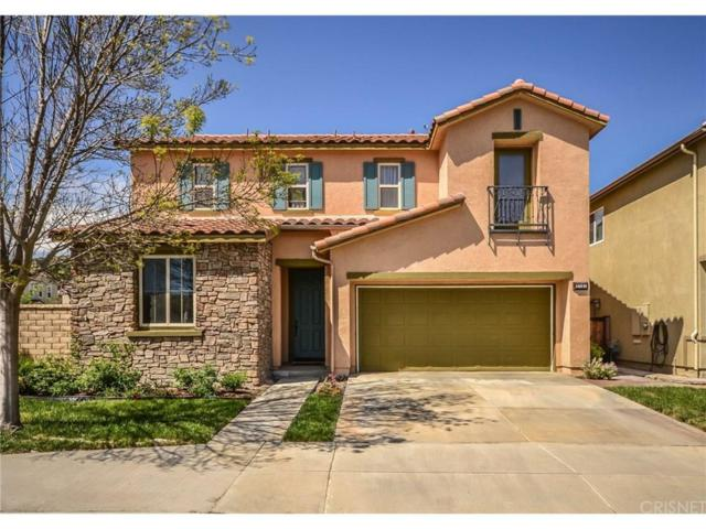 27107 Red Cedar Way, Canyon Country, CA 91387 (#SR18106405) :: Heber's Homes
