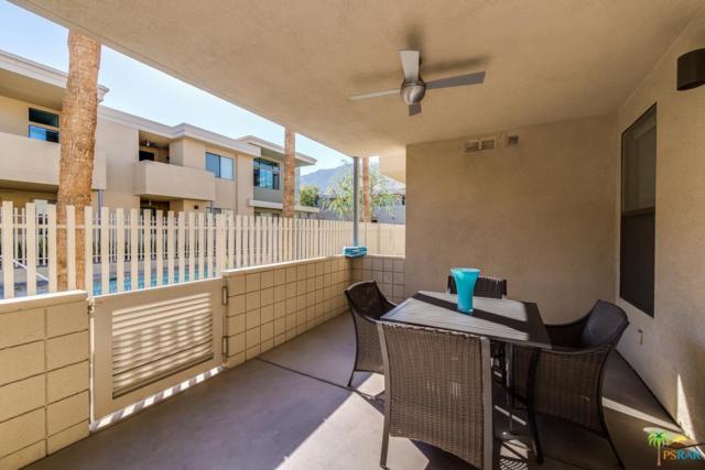 1010 E Palm Canyon Drive #102, Palm Springs, CA 92264 (#18341518PS) :: Paris and Connor MacIvor
