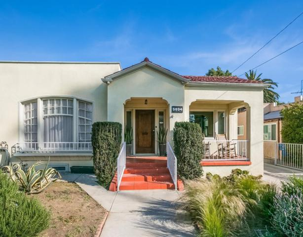 5034 Monte Vista Street, Los Angeles (City), CA 90042 (#318001478) :: The Real Estate Offices of Talbot and Watson