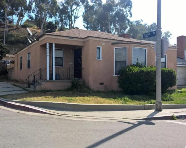 4479 Gateside Drive, Los Angeles (City), CA 90032 (#318001775) :: Fred Howard Real Estate Team