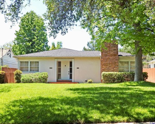 1151 N Holliston Avenue, Pasadena, CA 91104 (#318001682) :: The Fineman Suarez Team