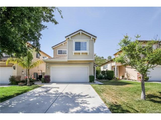 25619 Wordsworth Lane, Stevenson Ranch, CA 91381 (#SR18110845) :: Heber's Homes