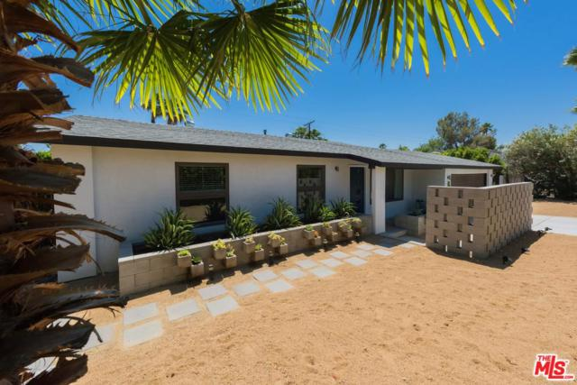 2350 N Los Alamos Road, Palm Springs, CA 92262 (#18343566) :: TruLine Realty