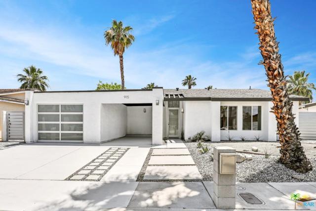 915 Arroyo Vista Drive, Palm Springs, CA 92264 (#18343582PS) :: Paris and Connor MacIvor