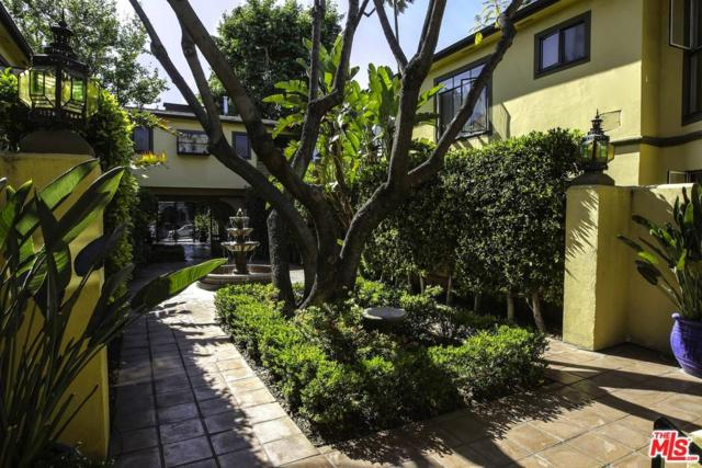 1318 N Crescent Heights #209, West Hollywood, CA 90046 (#18342750) :: The Fineman Suarez Team