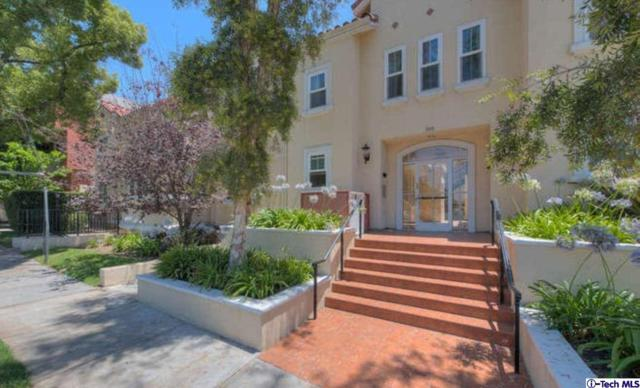 300 E Providencia Avenue #212, Burbank, CA 91502 (#318001851) :: The Real Estate Offices of Talbot and Watson