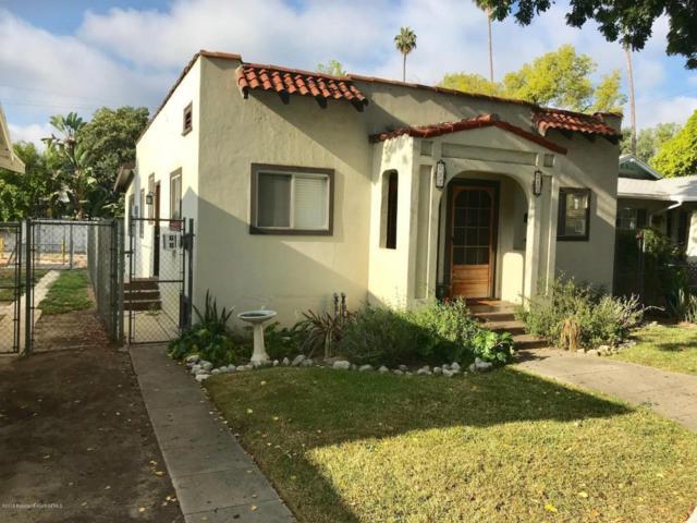 705 El Centro Street, South Pasadena, CA 91030 (#818002291) :: TruLine Realty