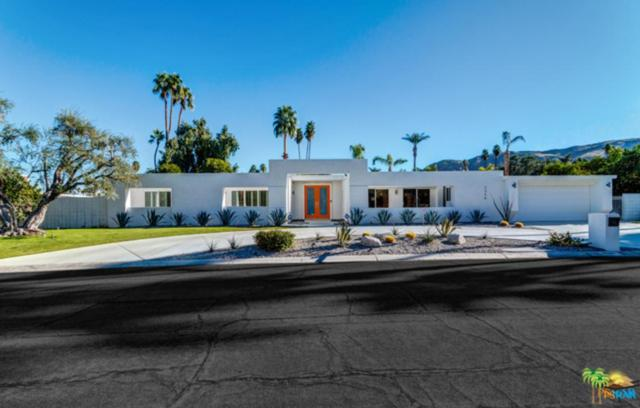 2358 S Alhambra Drive, Palm Springs, CA 92264 (#18343258PS) :: TruLine Realty