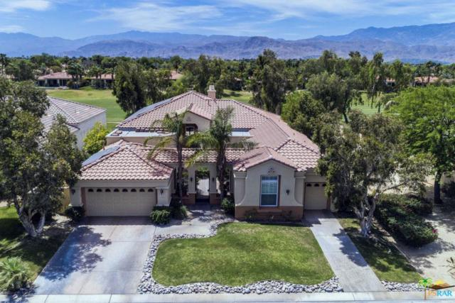 72 Via Bella, Rancho Mirage, CA 92270 (#18341080PS) :: TruLine Realty