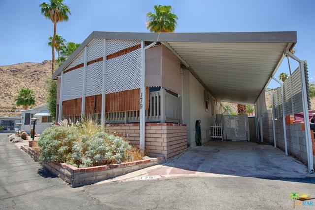 179 Balboa Drive, Palm Springs, CA 92264 (#18344222PS) :: Paris and Connor MacIvor
