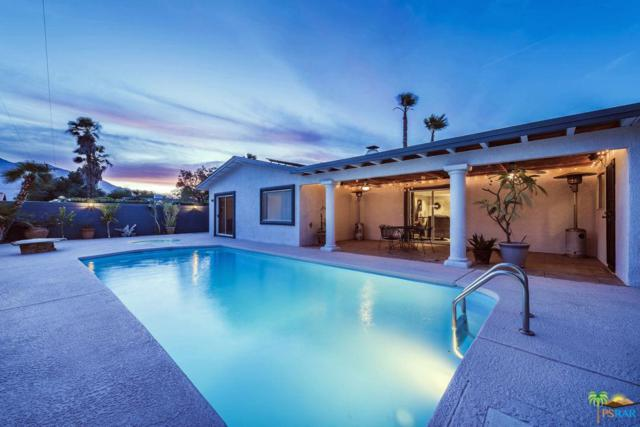 2107 E Finley Road, Palm Springs, CA 92262 (#18342626PS) :: TruLine Realty