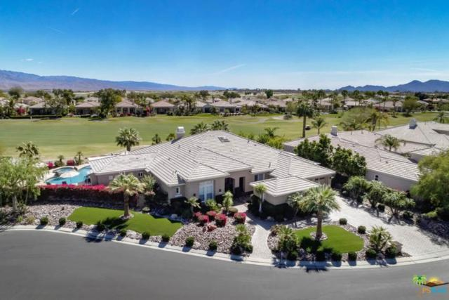 4 Via Verde, Rancho Mirage, CA 92270 (#18325766PS) :: TruLine Realty