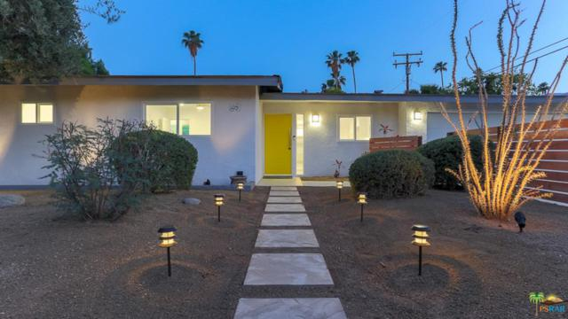 1691 E Ocotillo Avenue, Palm Springs, CA 92264 (#18341878PS) :: TruLine Realty