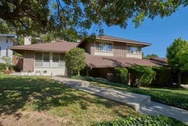 1520 Santa Teresa Street, South Pasadena, CA 91030 (#818002324) :: TruLine Realty