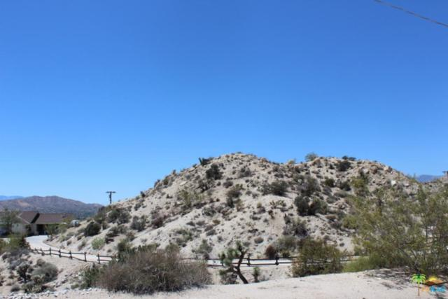 57487 Buena Suerte Road, Yucca Valley, CA 92284 (#18344878PS) :: The Agency