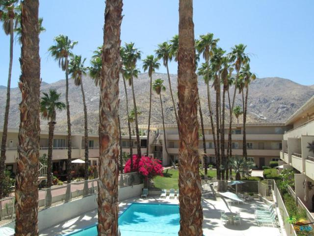 277 E Alejo Road #214, Palm Springs, CA 92262 (#18344900PS) :: The Real Estate Offices of Talbot and Watson
