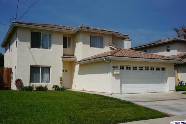 10633 Amestoy Avenue, Granada Hills, CA 91344 (#318001907) :: The Fineman Suarez Team