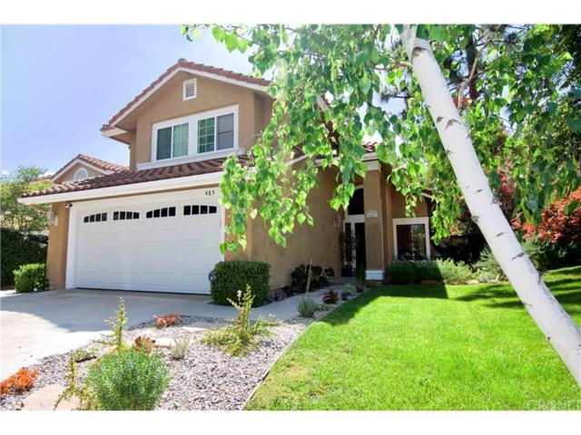 485 Messina Place, Oak Park, CA 91377 (#SR18105682) :: Lydia Gable Realty Group