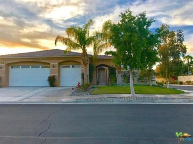 25 Napoleon Road, Rancho Mirage, CA 92270 (#18345244PS) :: The Fineman Suarez Team