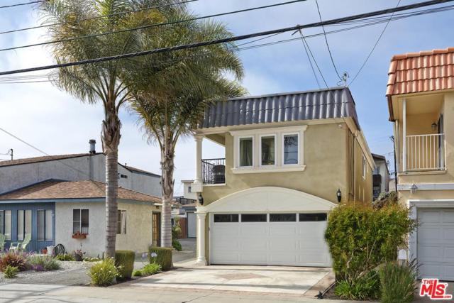 723 30TH Street, Hermosa Beach, CA 90254 (#18343964) :: The Fineman Suarez Team