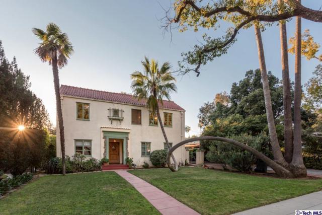 399 Ninita Parkway, Pasadena, CA 91106 (#818002355) :: The Real Estate Offices of Talbot and Watson