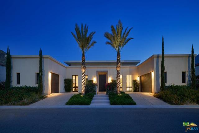 1045 Bella Vista, Palm Springs, CA 92264 (#18344910PS) :: TruLine Realty