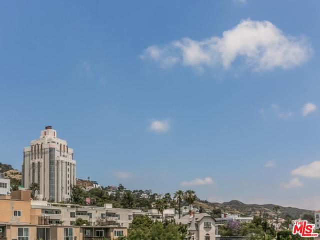 1260 N Kings Road #3, West Hollywood, CA 90069 (#18345464) :: TruLine Realty