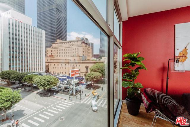 630 W 6TH Street #516, Los Angeles (City), CA 90017 (#18345110) :: TruLine Realty