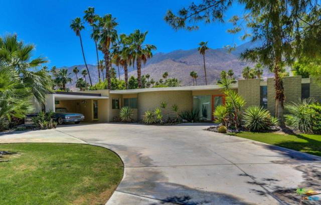 1061 S Sagebrush Road, Palm Springs, CA 92264 (#18344394PS) :: TruLine Realty
