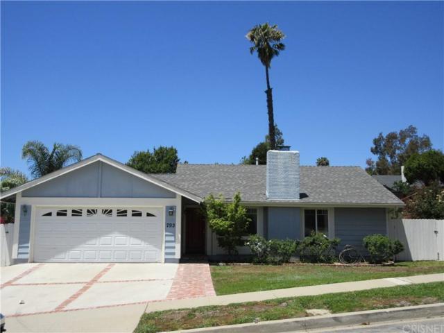793 Fowler Avenue, Newbury Park, CA 91320 (#SR18116669) :: Lydia Gable Realty Group