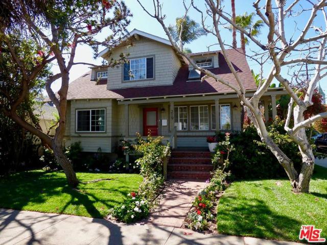 219 Hollister Avenue, Santa Monica, CA 90405 (#18343426) :: TruLine Realty