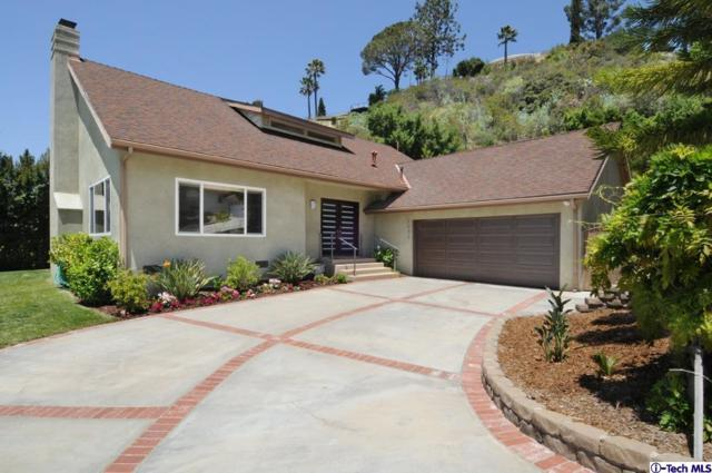 2050 Buckingham Place, Glendale, CA 91206 (#318001852) :: The Real Estate Offices of Talbot and Watson