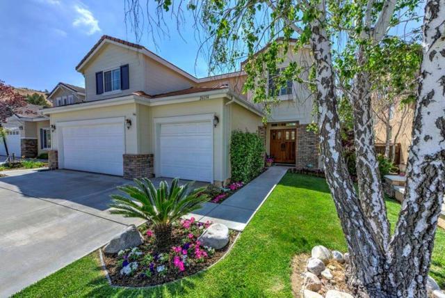 26134 Salinger Lane, Stevenson Ranch, CA 91381 (#SR18118478) :: Paris and Connor MacIvor