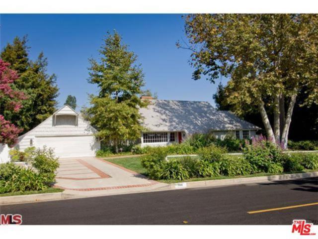 388 Homewood Road, Los Angeles (City), CA 90049 (#18346138) :: TruLine Realty