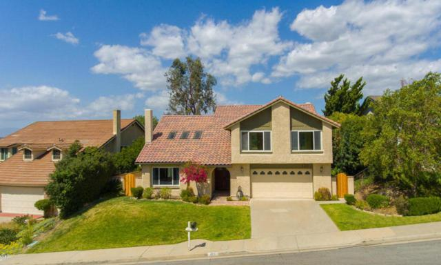 127 Los Padres Drive, Thousand Oaks, CA 91361 (#218006139) :: Lydia Gable Realty Group