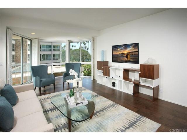 515 Ocean Avenue #404, Santa Monica, CA 90402 (#SR18107137) :: The Fineman Suarez Team
