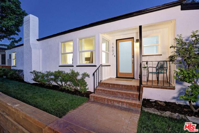 1602 Bryn Mawr Avenue, Santa Monica, CA 90405 (#18346286) :: The Fineman Suarez Team