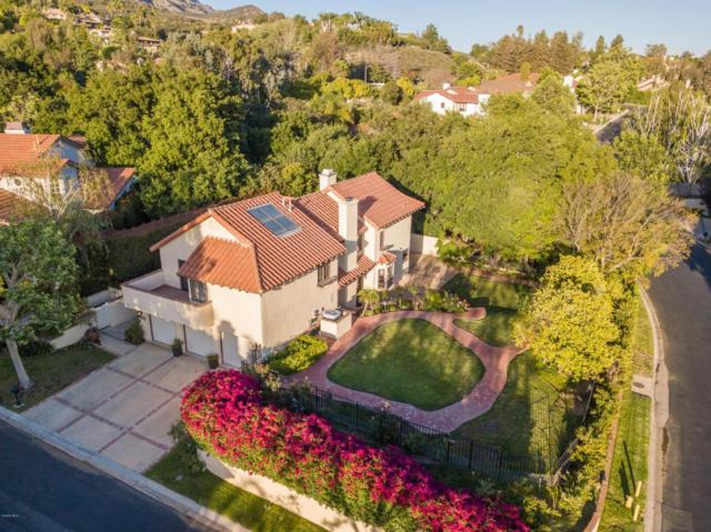 4639 Rayburn Street, Westlake Village, CA 91362 (#218006195) :: Desti & Michele of RE/MAX Gold Coast
