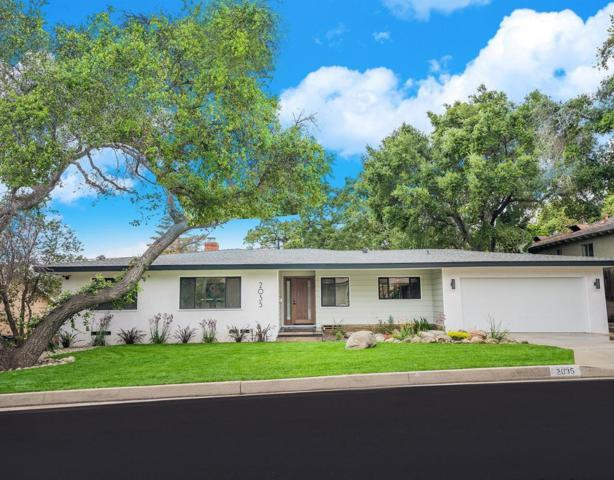 2035 Fox Ridge Drive, Pasadena, CA 91107 (#318001999) :: The Fineman Suarez Team