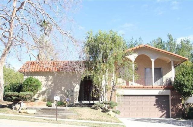 12610 Meadowlark Avenue, Granada Hills, CA 91344 (#SR18119763) :: Paris and Connor MacIvor