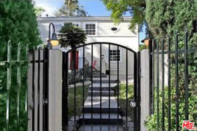1225 N Olive Drive, West Hollywood, CA 90069 (#18345290) :: The Fineman Suarez Team