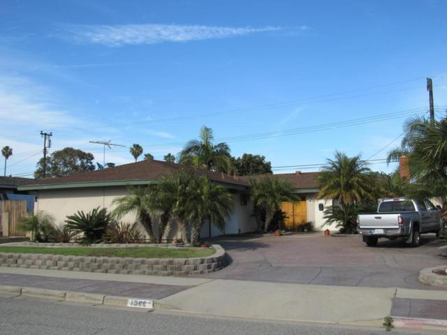 1306 Rugby Avenue, Ventura, CA 93004 (#218006268) :: Desti & Michele of RE/MAX Gold Coast