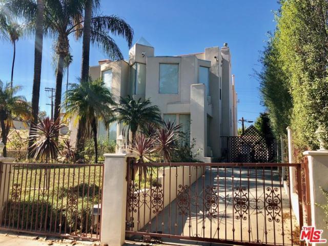 1509 Courtney Avenue, Los Angeles (City), CA 90046 (#18343046) :: The Fineman Suarez Team