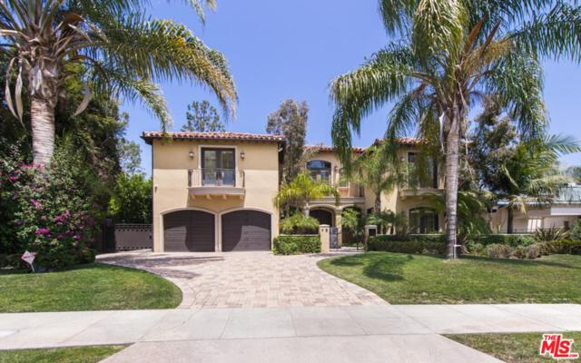 518 N Linden Drive, Beverly Hills, CA 90210 (#18347430) :: The Fineman Suarez Team