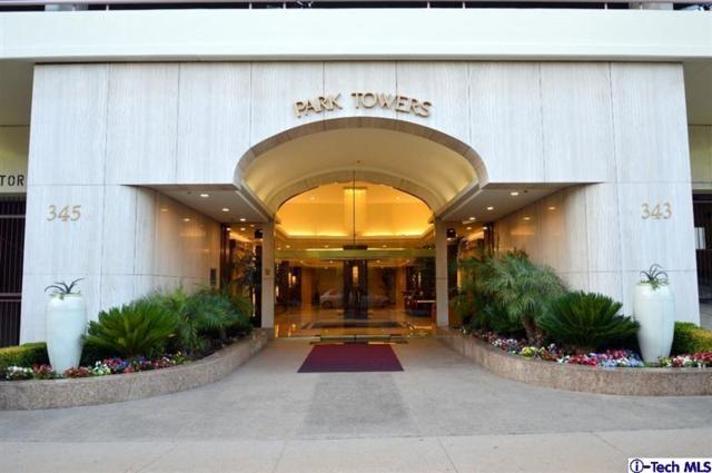 345 Pioneer Drive #1003, Glendale, CA 91203 (#318002024) :: The Real Estate Offices of Talbot and Watson